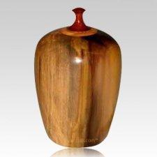 Comfort Wood Cremation Urn