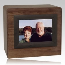 Photo Companion Cremation Urn