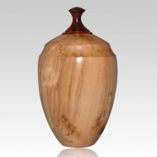 Dreamers Wood Cremation Urn