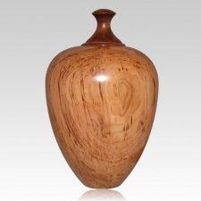 Profundis Wood Cremation Urn