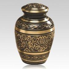 Gee Motif Large Cremation Urn