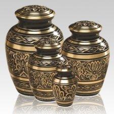 Gee Motif Cremation Urns