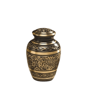 Gee Motif Small Cremation Urn
