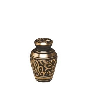 Gee Motif Keepsake Cremation Urn