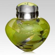 Valley Glass Cremation Urn