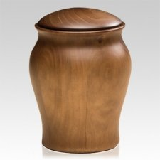 Valor Wood Cremation Urn