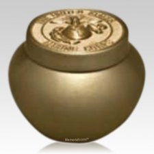 Valor Marines Keepsake Urn