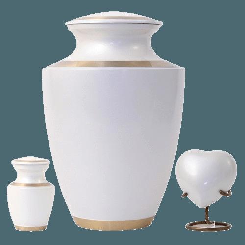 Vanilla Solaris Cremation Urns