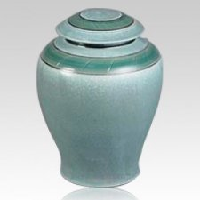 Minte Ceramic Cremation Urn