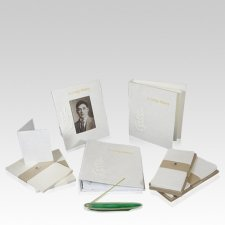 Verne Memorial Stationery Set
