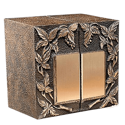 Vigne Companion Cremation Urn