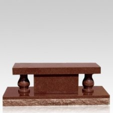 Villa Granite Bench
