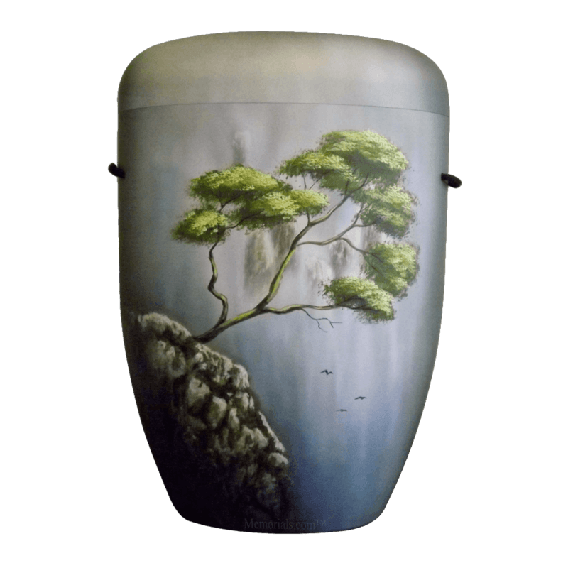 Waterside Tree Biodegradable Urn