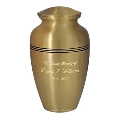 Vintage Pet Cremation Urn
