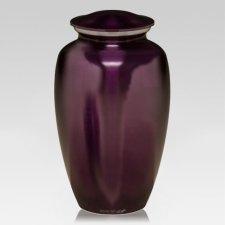 Violette Metal Cremation Urns