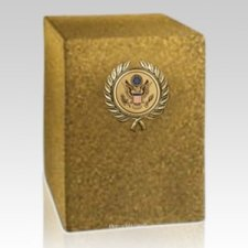 Virtue Great Seal Military Urn