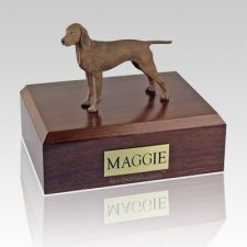 Vizsla X Large Dog Urn