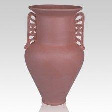Vulcan Pithos Cremation Urn