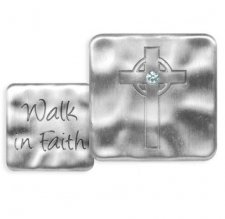 Walk in Faith Comfort Tokens