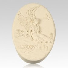 Walking With Angels Keepsake Box