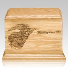 Watching Over You Keepsake Cremation Urn