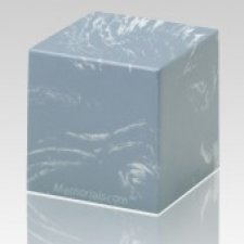 Wedgewood Cube Keepsake Cremation Urn