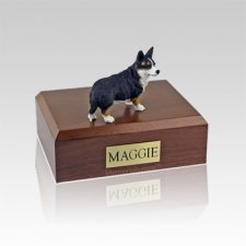Welsh Corgi Cardigan Large Dog Urn