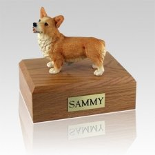 Welsh Corgi Dog Urns