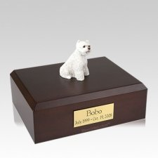 West Highland Terrier Large Dog Urn