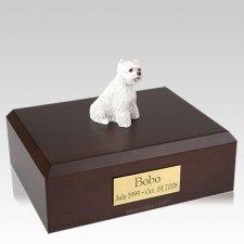 West Highland Terrier Dog Urns