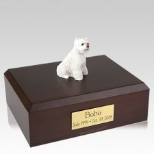 West Highland Terrier X Large Dog Urn