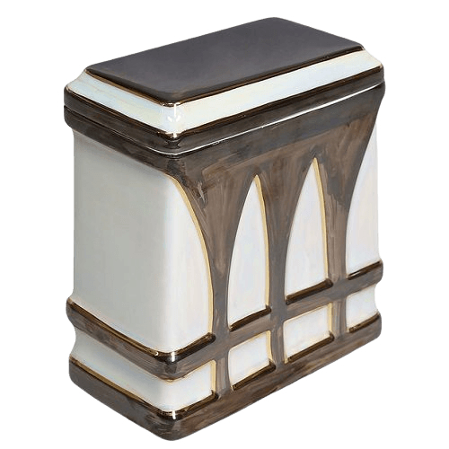 Westminster Porcelain Cremation Urn