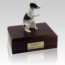 Whippet Brown Dog Urns