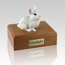 White Rabbit Cremation Urns