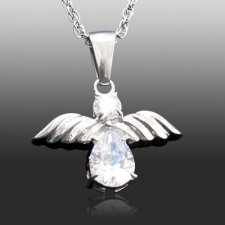 White Angel Memorial Jewelry