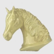 White Horse Keepsake Urn