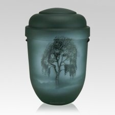 Willow Tree Biodegradable Urn