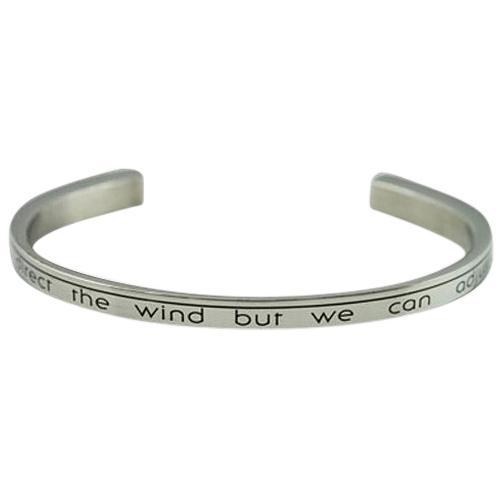 Wind Cremation Bracelet