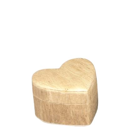 Wood Grain Unity Medium Biodegradable Urn