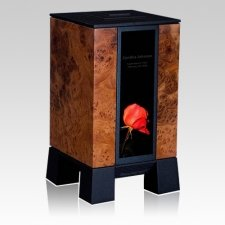 Wood & Rose Modern Cremation Urn