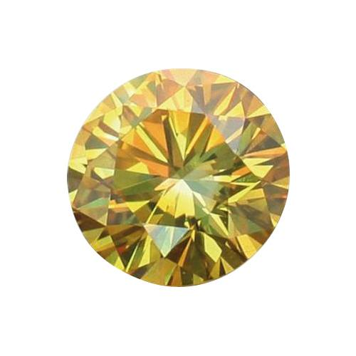 Yellow Cremation Diamond IX