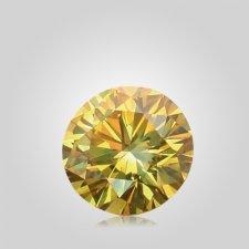Yellow Cremation Diamond VI