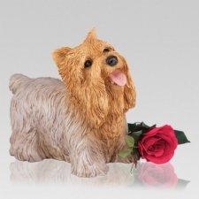 Yorkshire Terrier Cremation Urn