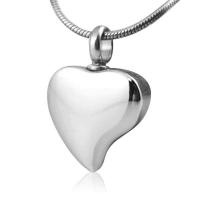 Dream Heart Cremation Jewelry