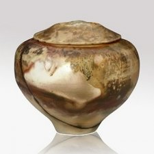 Zachariah Ceramic Cremation Urn