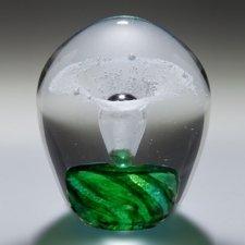 Zelena Geyser Glass Cremation Keepsakes