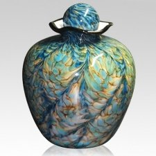 Zeus & Mermaid Companion Cremation Urn