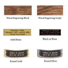 Recuerdo Wood Cremation Urn