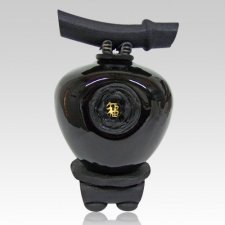 Black Beauty Wish Keeper Cremation Urns