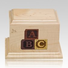 ABC Children Infant Cremation Urn